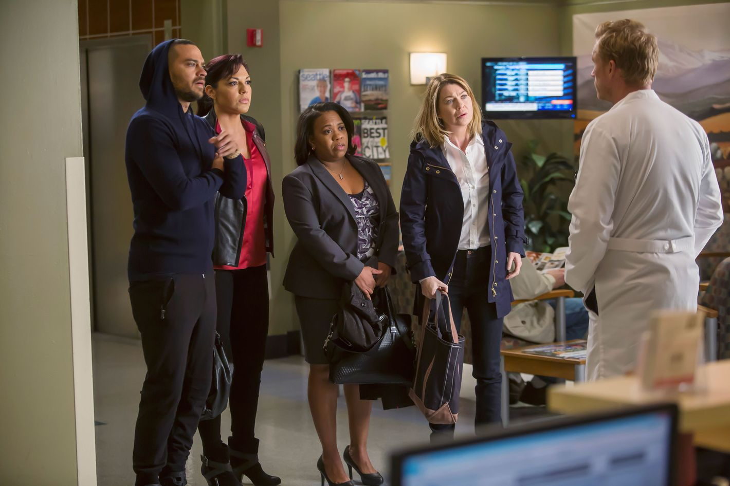 Grey's Anatomy Recap: Season 8, Episode 12 (Hope for the Hopeless)