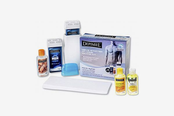 Depimiel Men's Hot Wax Kit