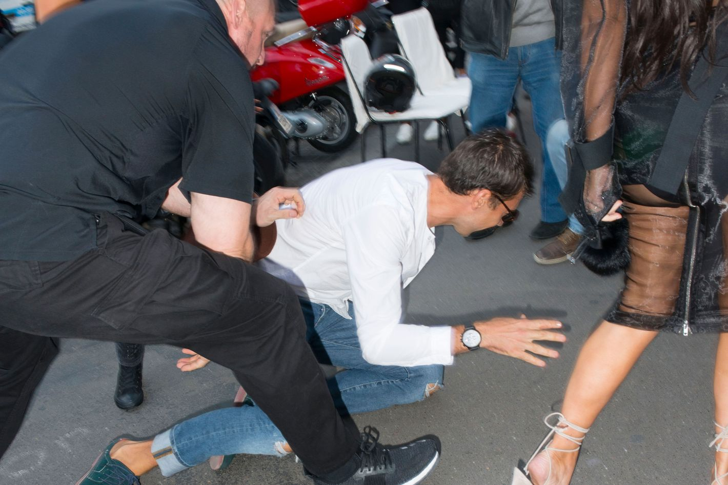 Kim Kardashian Files Complaint Against Vitalii Sediuk For Paris Fashion Week Incident