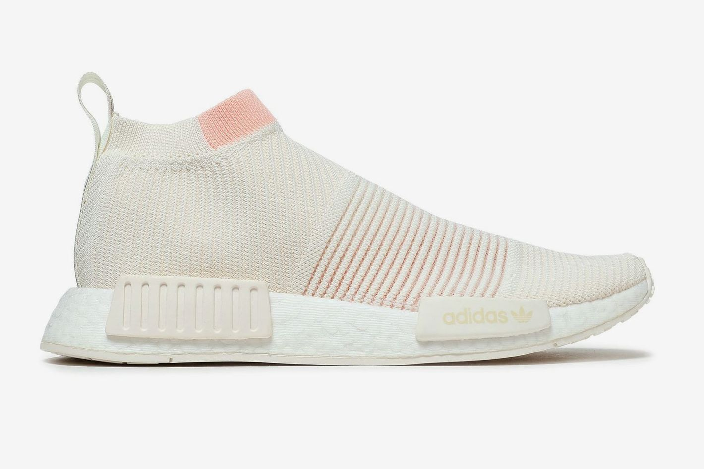 Adidas Originals NMD_CS1 Rubber-trimmed Primeknit Sneakers