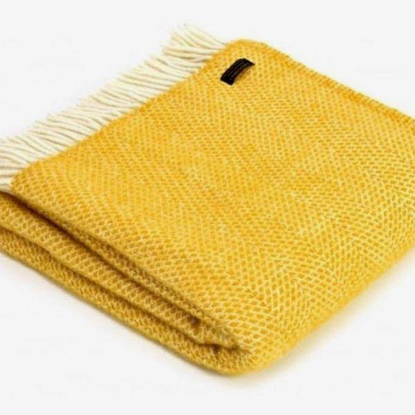 Tweedmill Textiles 100% Pure Wool Blanket