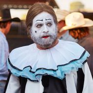 "BASKETS -- ""Strays"" Episode 102 (Airs Thursday, February 4, 10:00 pm/ep) Pictured: Zach Galifianakis as Chip Baskets. CR: Ben Cohen/FX"