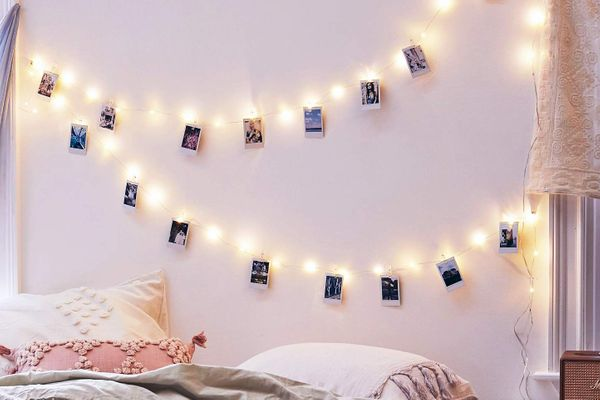 EZDC 50 LED Photo Clip String Lights