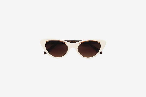Cutler & Gross Tortoise Shell Sunglasses