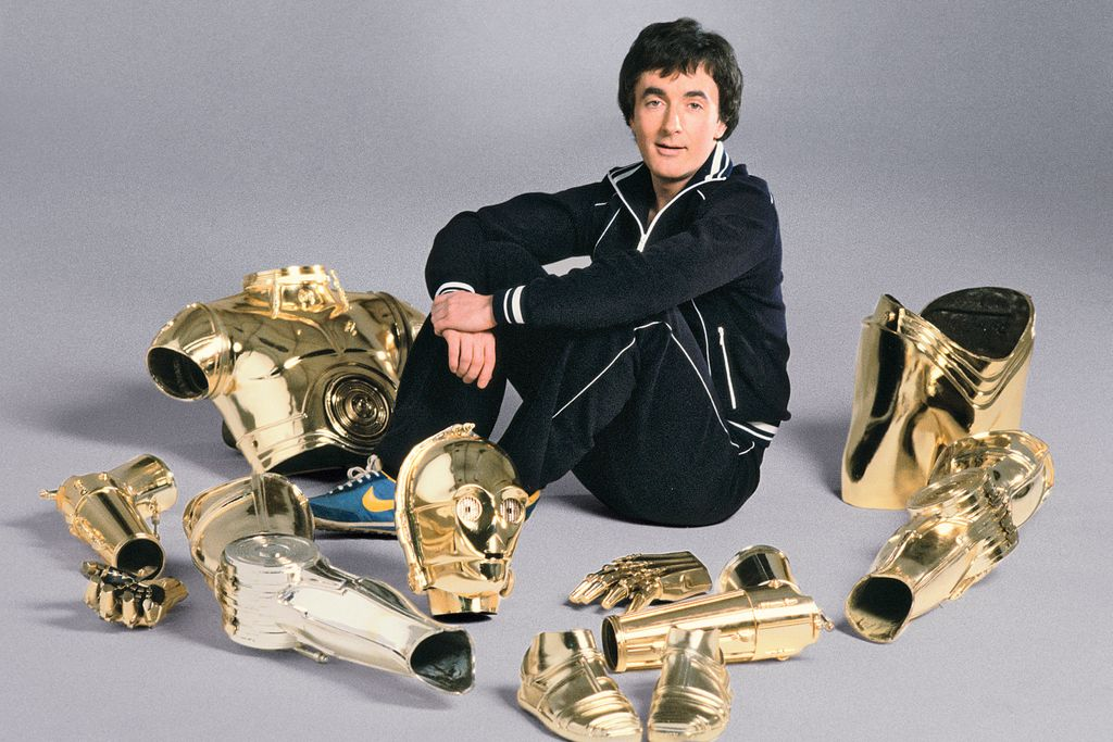 anthony daniels in costume - photo #3