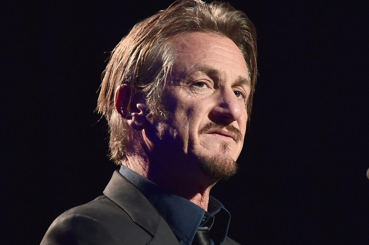 Role model Sean Penn.