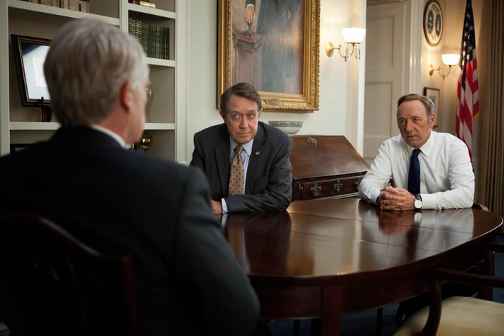 House Of Cards Season One Recap Episodes 4 6 Youre Having A Moment