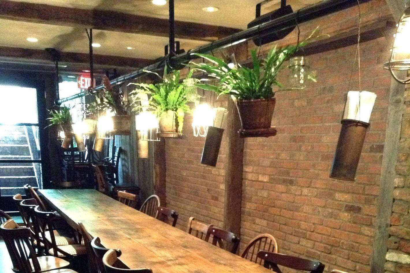 "Crème, Schoenfeld's designer, gave Grub a <a href=""http://www.grubstreet.com/2013/09/new-york-restaurant-designers-to-watch.html"">sneak peek</a> at the space."