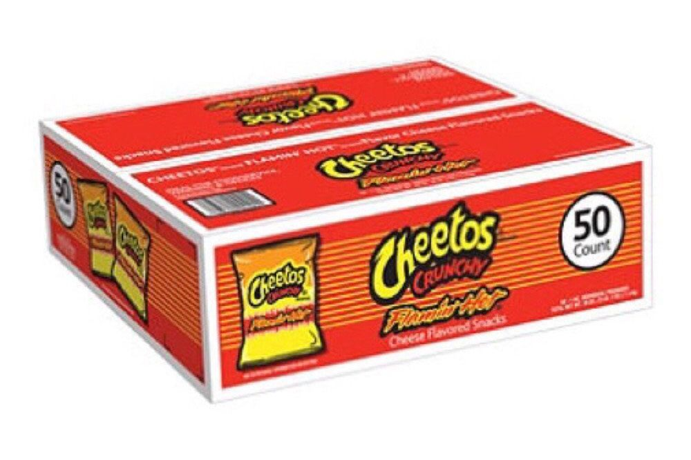 for the man whou0027s addicted to hot cheetos
