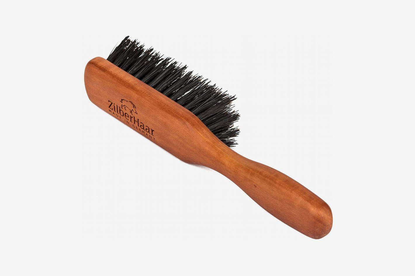 Zilberhaar Boars Hair Beard Brush
