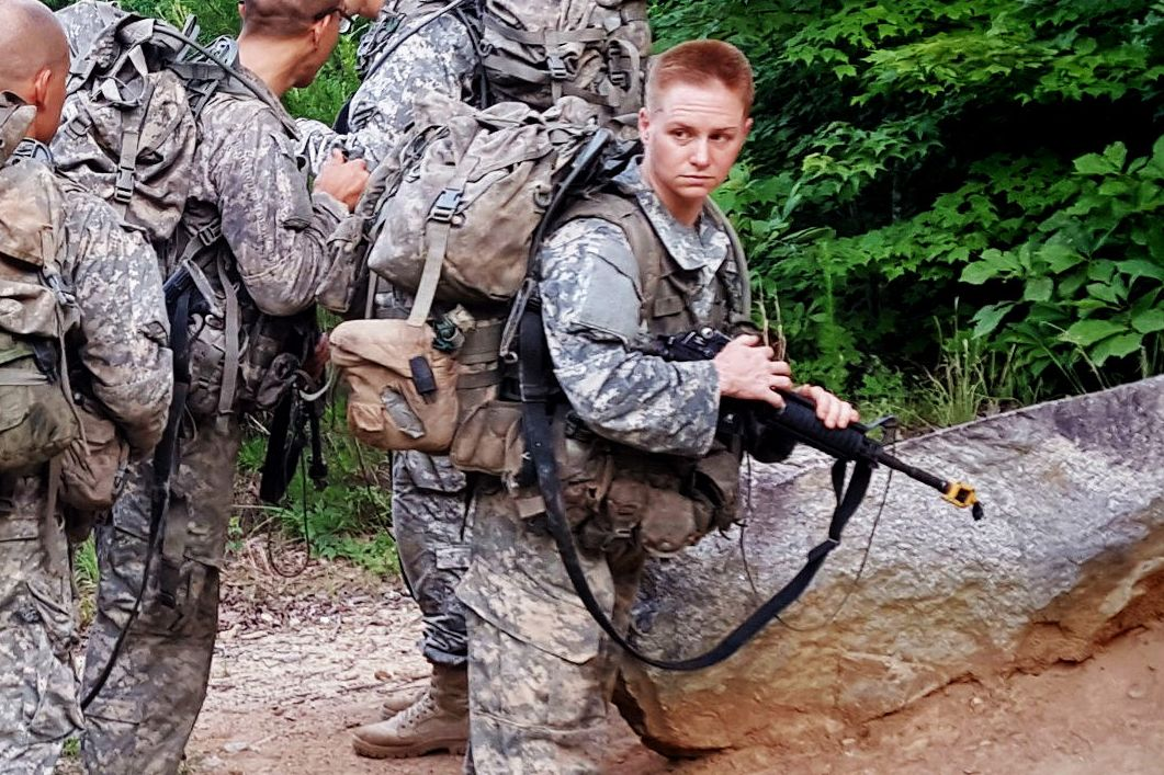 Give It Up For the First Women to Graduate From Army Ranger