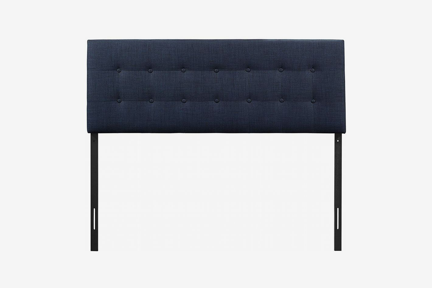 Modway Emily Upholstered Tufted Headboard, Navy