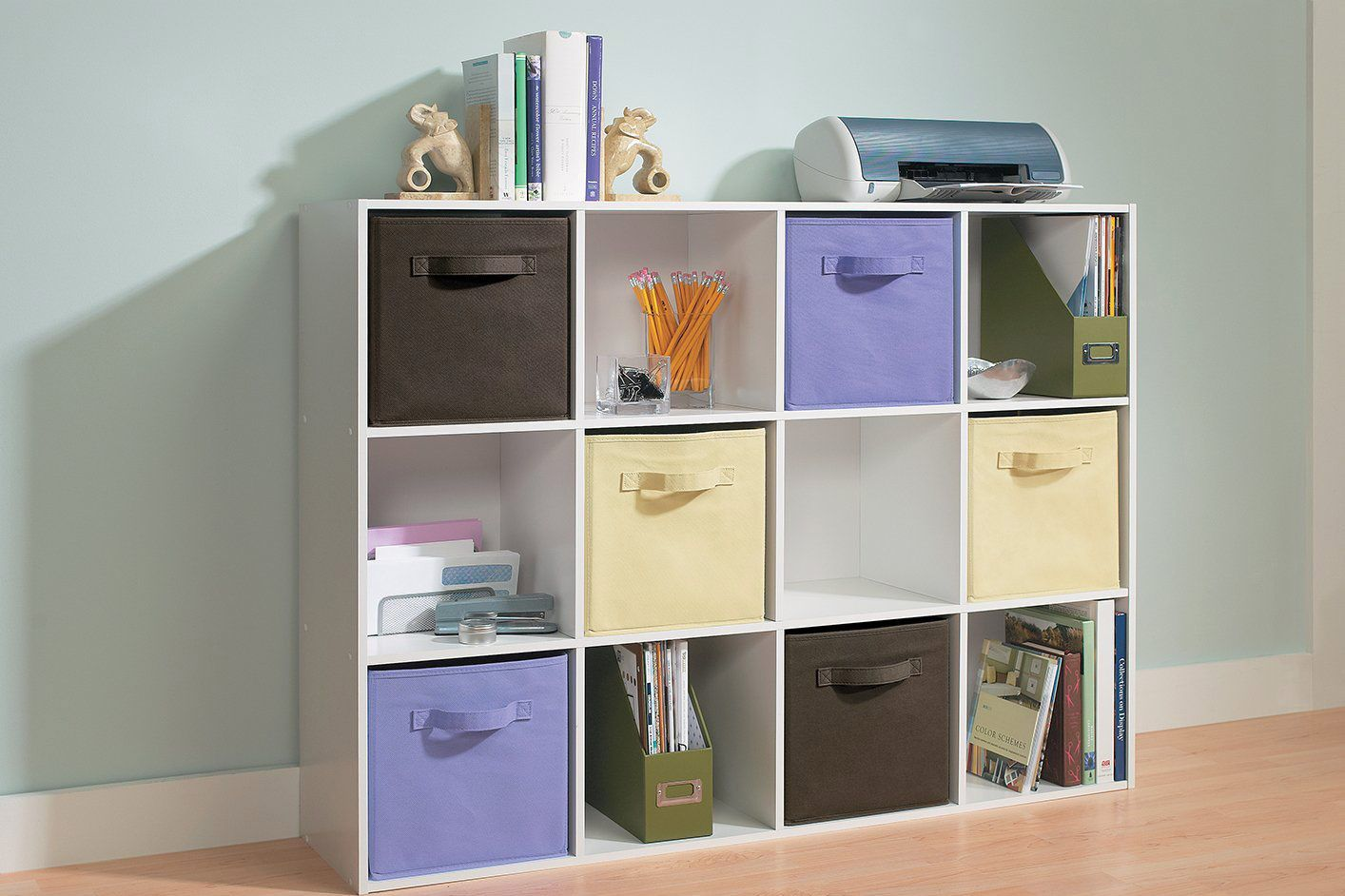 ClosetMaid 12-Cube Organizer