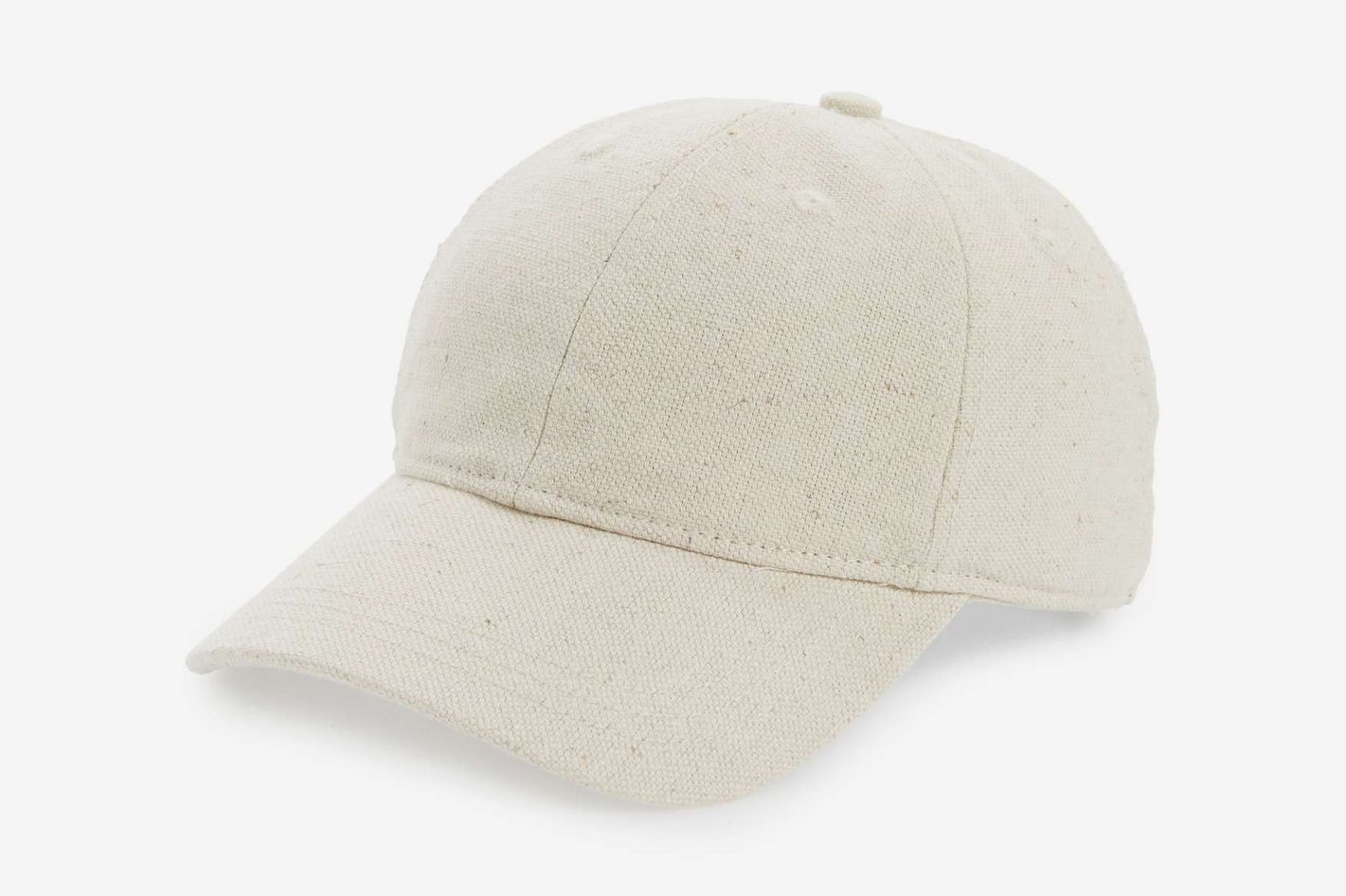 127e6b0a75a Cotton   Linen Baseball Cap