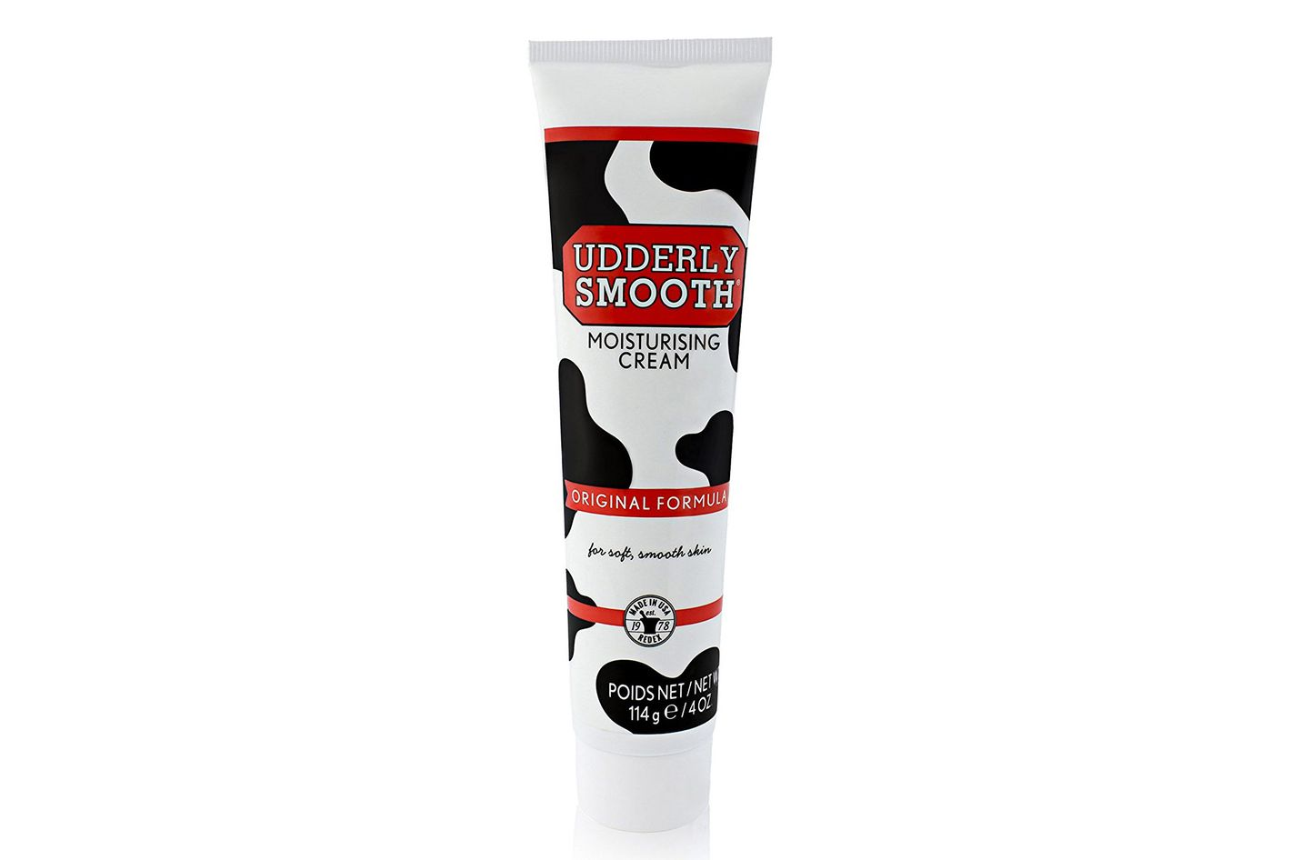Udderly Smooth Udder Cream Moisturizer