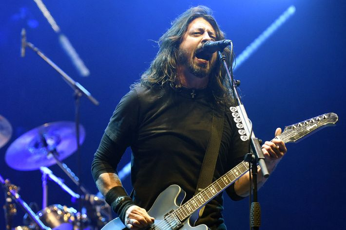 Exploring the grammys rock nominations dave grohl of the foo fighters photo tim mosenfeldergetty images malvernweather Image collections