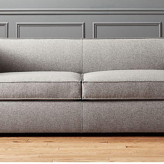 CB2 Club Queen Sofa