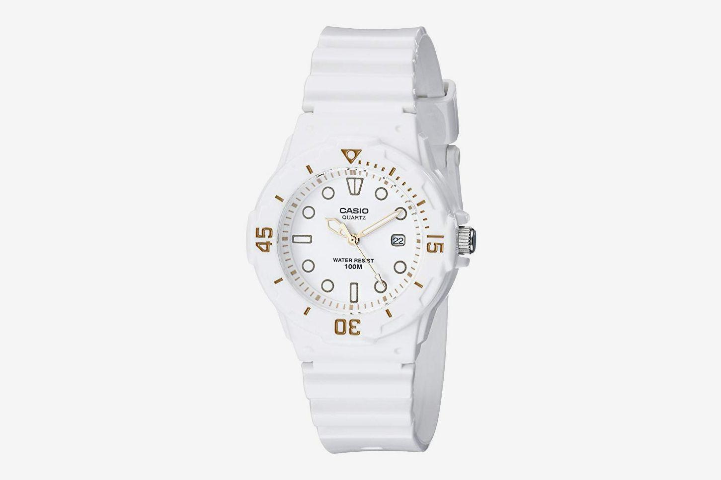 Casio Women's Dive Series Diver-Look White Watch