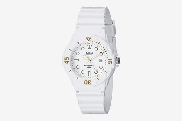 Casio Women's Dive Series Diver-Look White Watch