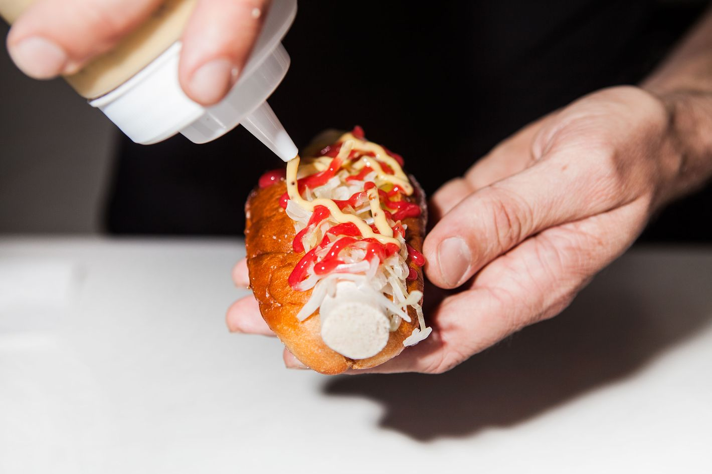 Two Famed Chefs Have Introduced Hot-Dog Ice Cream