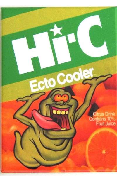Hi-C's Ecto Cooler Officially Coming Back Just in Time for Ghostbusters