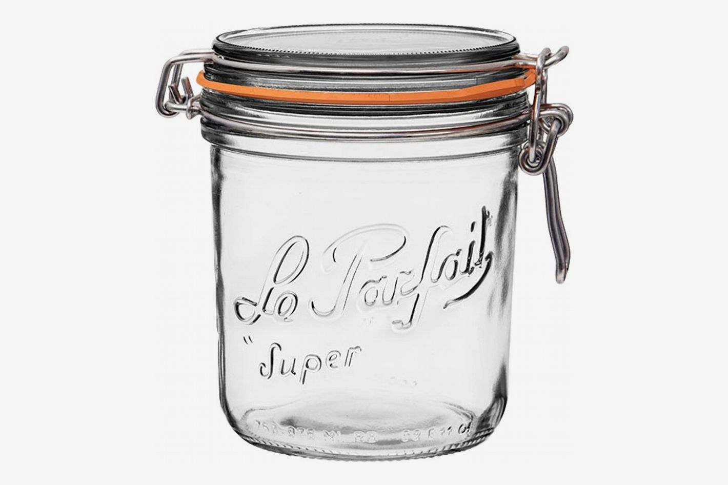 Le Parfait Super Terrine Wide Mouth French Glass Preserving Jar