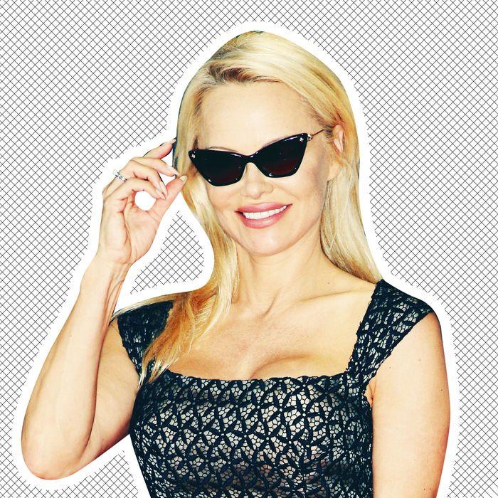 Pamela Anderson.
