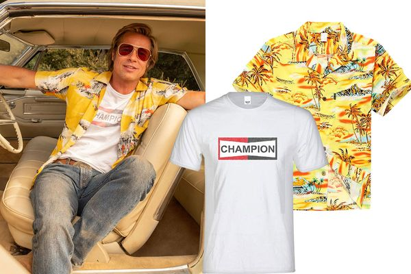 Once Upon A Time in Hollywood Cliff Booth Champion T Shirt