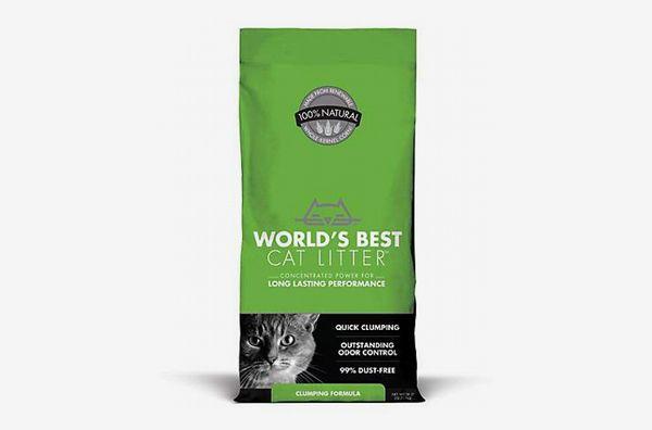 litter cat strategist clumping formula overall