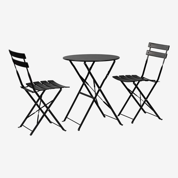 Harbour Housewares 3 Piece Sussex Bistro Set