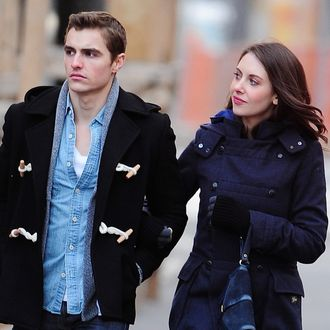 Celebrity Sightings In New York City - February 1, 2013