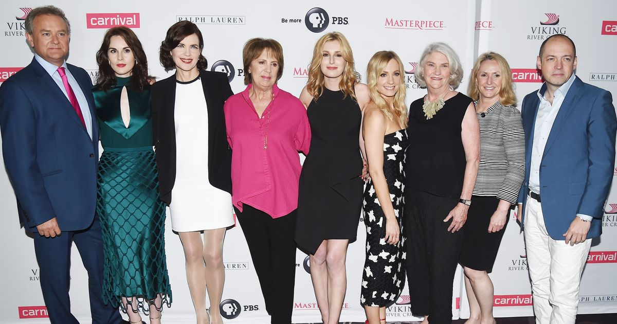 Checking In With the Cast of Downton Abbey