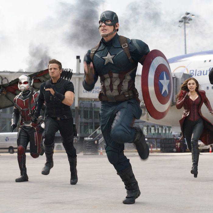 Marvel Civil War Stream