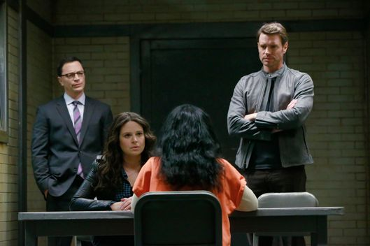 """Gladiators Don't Run"" - As the gladiators watch from a far, countries around the world begin to bid on Olivia Pope. Meanwhile, Andrew and Fitz go toe to toe on ""Scandal."""