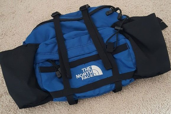 Vintage North Face Lumbar Fanny Pack