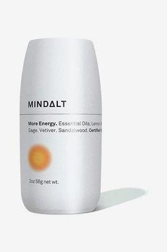 Mindalt More Energy Mood Enhancing Natural Deodorant