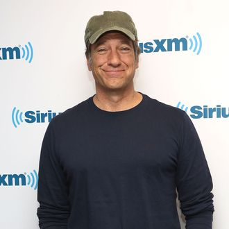 Celebrities Visit SiriusXM Studios - October 7, 2014