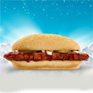 McDonald's Is Giving the McRib the Cold Shoulder This Year