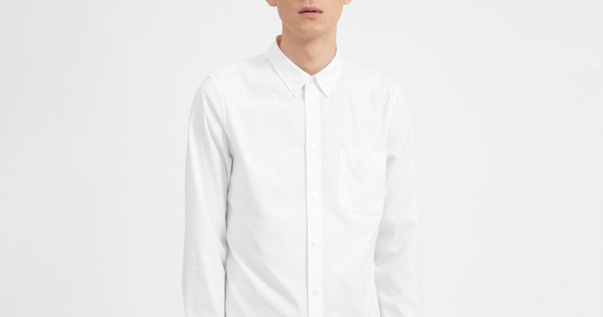 c03b59afa 10 Best White Oxford Shirts for Men 2019