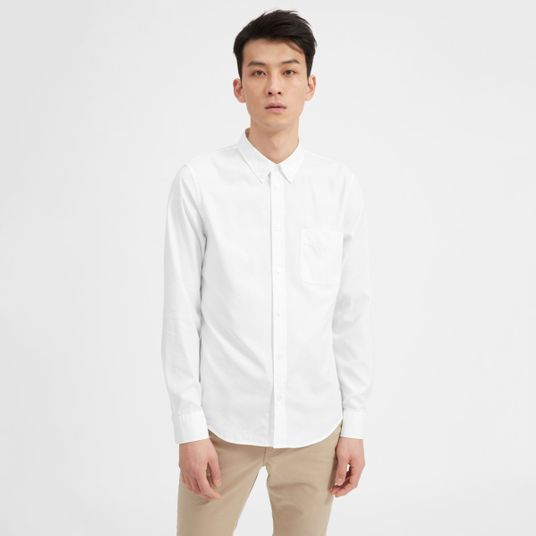 2b151b0f15 What Are the Best White Oxford Shirts for Men