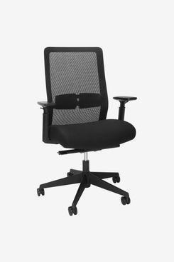 Hon Basyx Biometryx Office Chair, Black