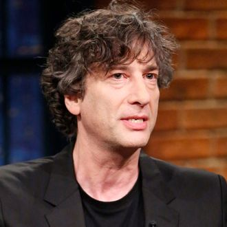 Neil Gaiman's Writing a Non-Fiction Book on Norse Mythology