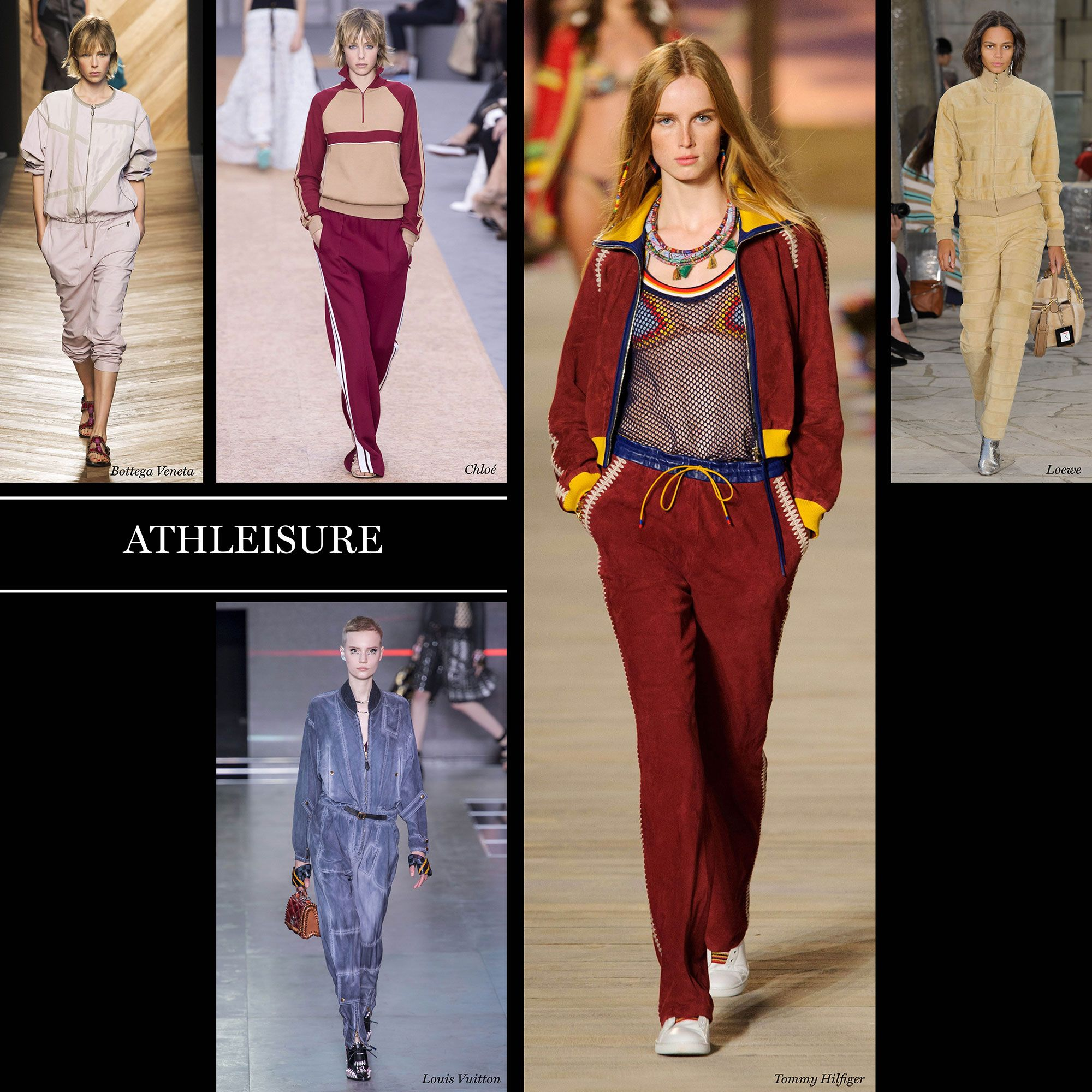 Athleisure 10 Runway Trends You Ll Want To Wear Next