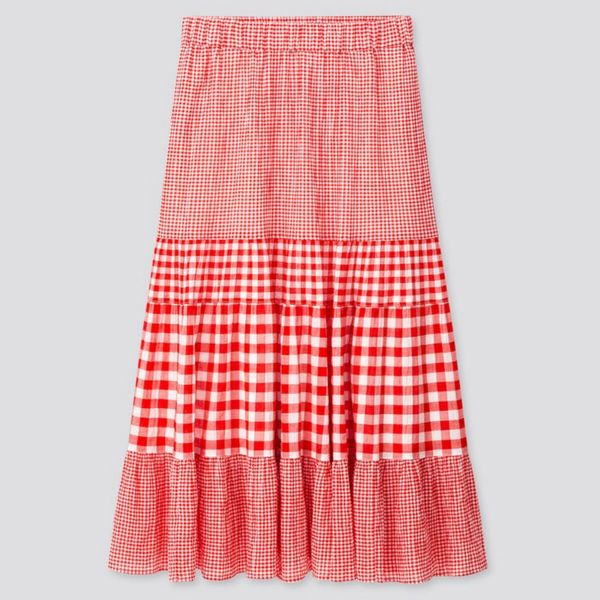 JW Anderson x Uniqlo Women's Tiered Skirt