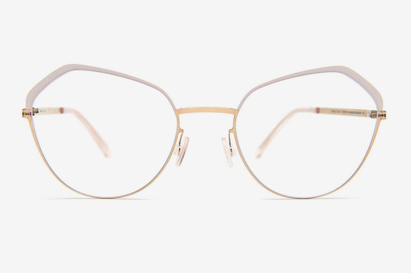 Black Optical Mykita Bambi Glasses