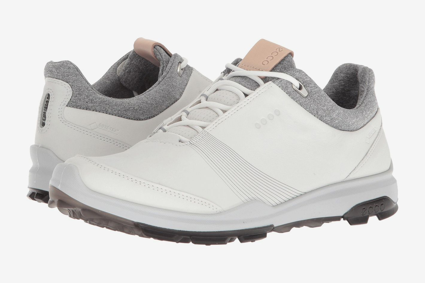 a19a85ee4108 Best golf shoes for women. Ecco Golf Biom Hybrid 3 GTX