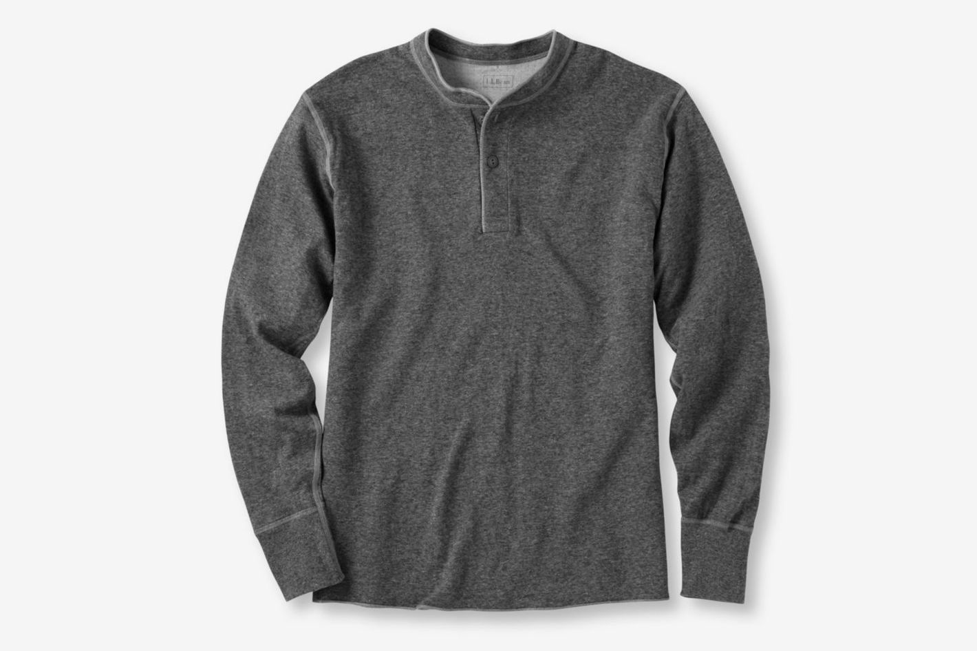 Two-Layer River Driver's Shirt, Charcoal