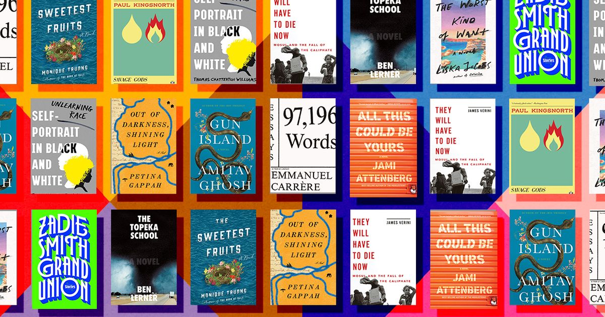 The Best and Biggest Books to Read This Fall