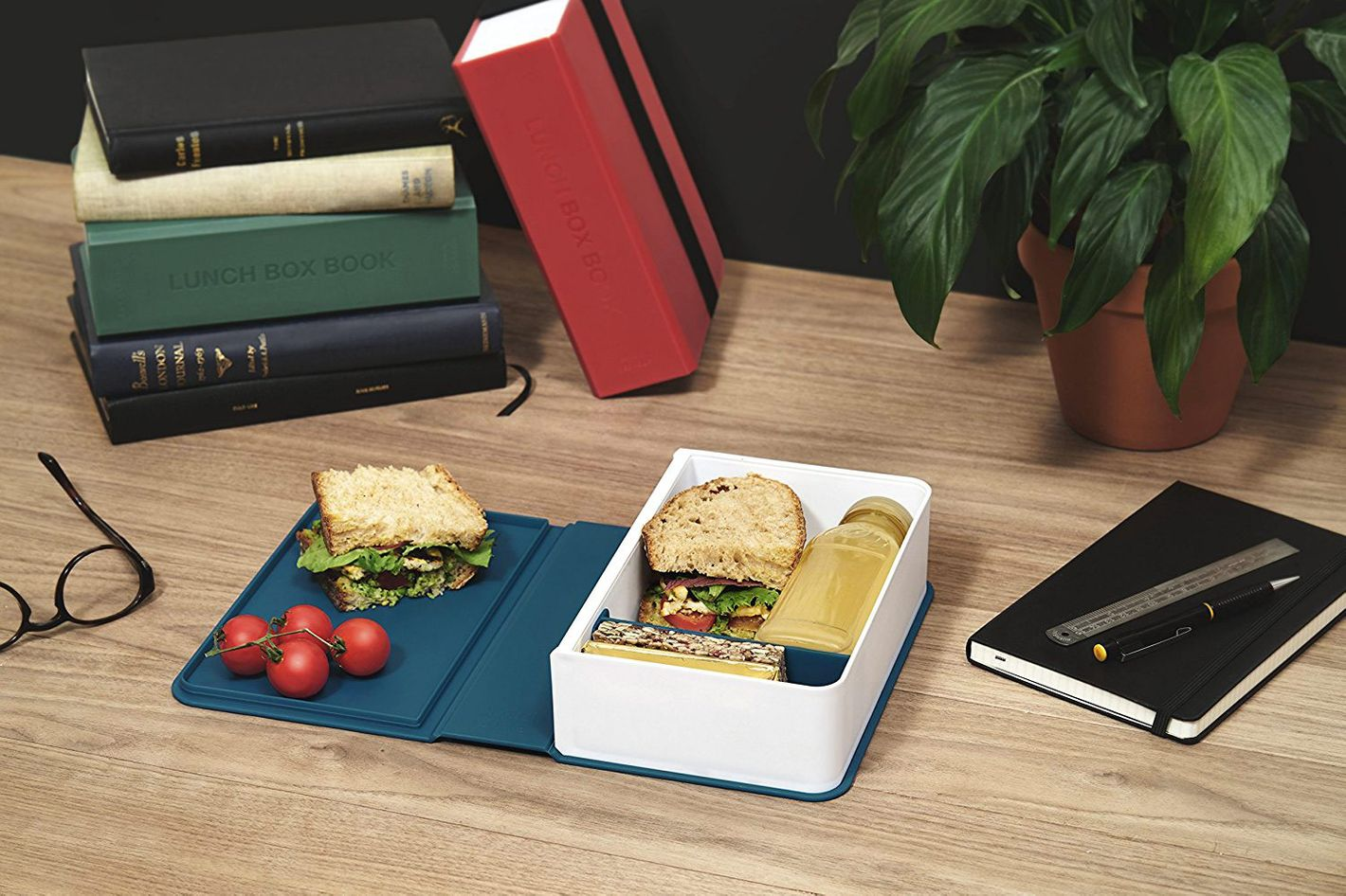 Black+Blum Lunch Box Book