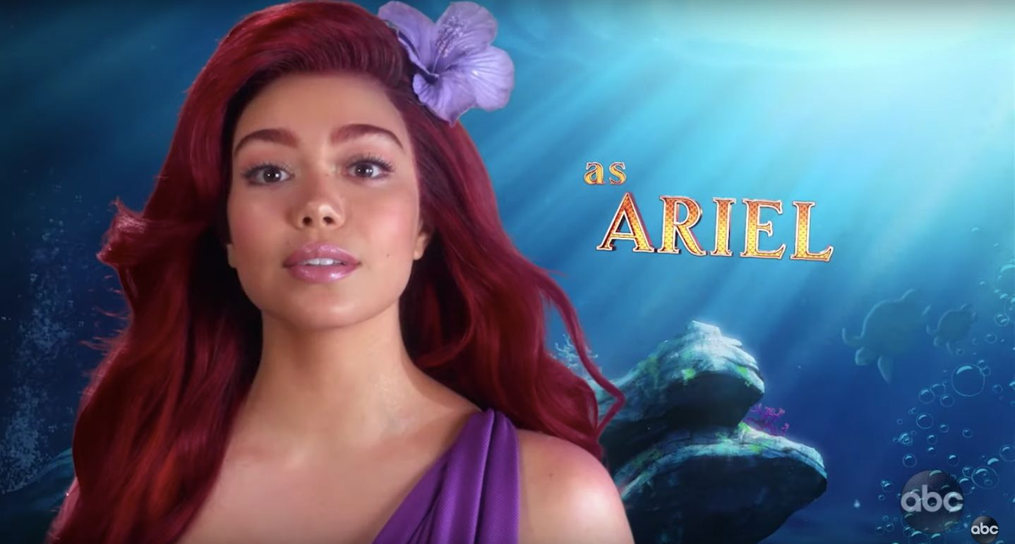 Queen Latifah, Auli'i Cravalho and Shaggy Welcome You Under the Sea in Little Mermaid Live! Teaser